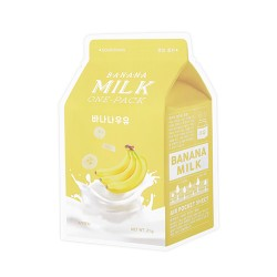 A'PIEU Banana Milk One-Pack...