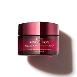MISSHA Time Revolution Red Algae Revitalizing Cream-Revitalizujúci pleťový krém