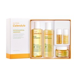 MISSHA Su:Nhada Calendula pH Soothing Special Set - Kozmetická sada s obsahom extraktu z nechtíka lekárskeho